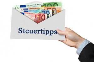 Steuertipps, Sofortrente versteuern